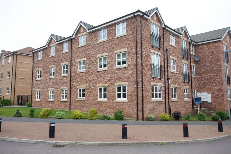 1 Bedroom Apartment Flat for sale in Royal Troon Drive, Stanley, West Yorkshire, WF1