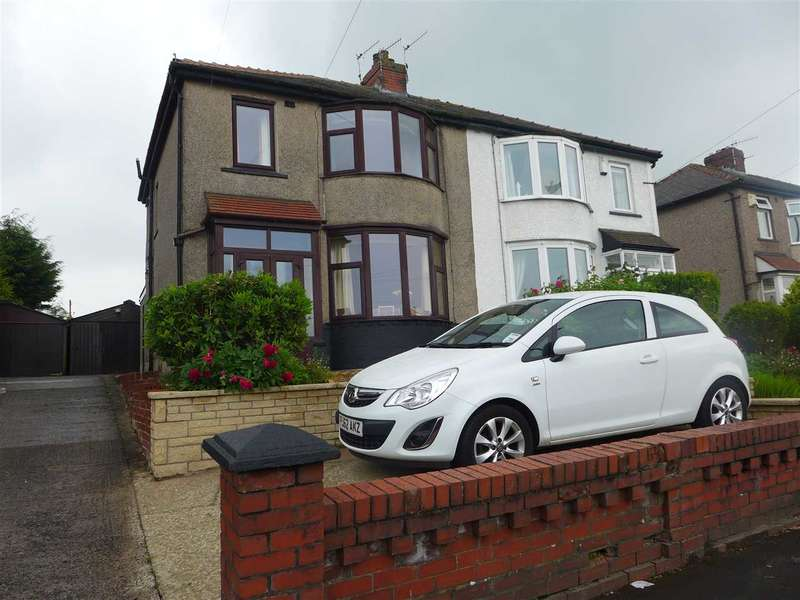 3 Bedrooms Semi Detached House for sale in Rossendale Road, Burnley