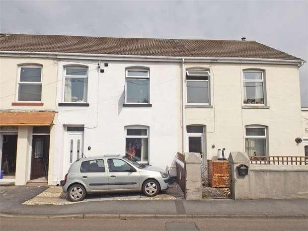 3 Bedrooms Terraced House for sale in Myrtle Hill, Ponthenry, Llanelli, Carmarthenshire