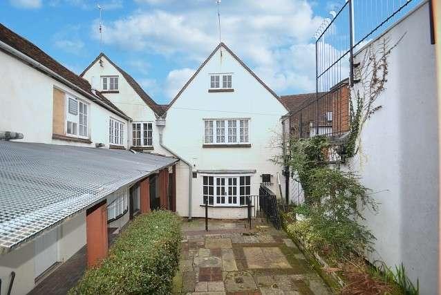 1 Bedroom Flat for sale in Fordingbridge