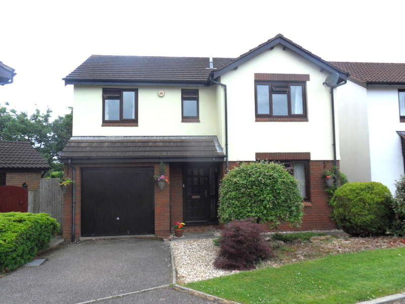 4 Bedrooms Detached House for sale in Hereford Close, Exmouth