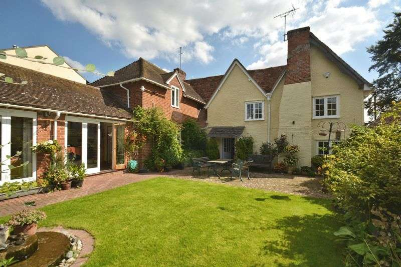 5 Bedrooms Detached House for sale in High Street, Harwell