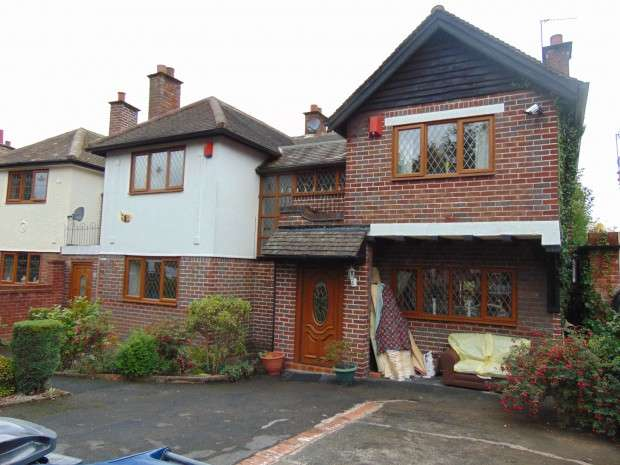 4 Bedrooms Detached House for sale in West Drive, Handsworth, B20