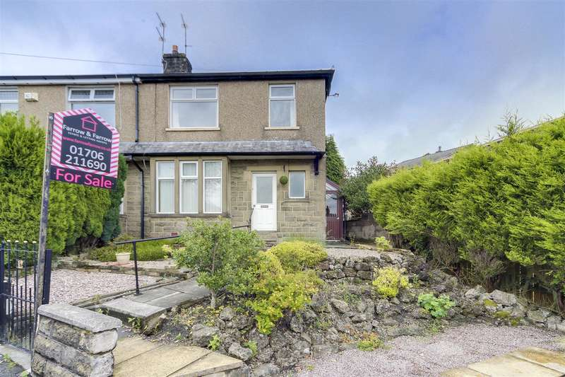3 Bedrooms Property for sale in Park Crescent, Haslingden, Rossendale