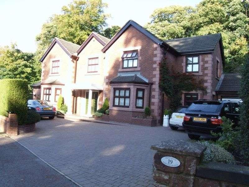 4 Bedrooms Detached House for sale in Maryton Grange, Calderstones, Liverpool, L18
