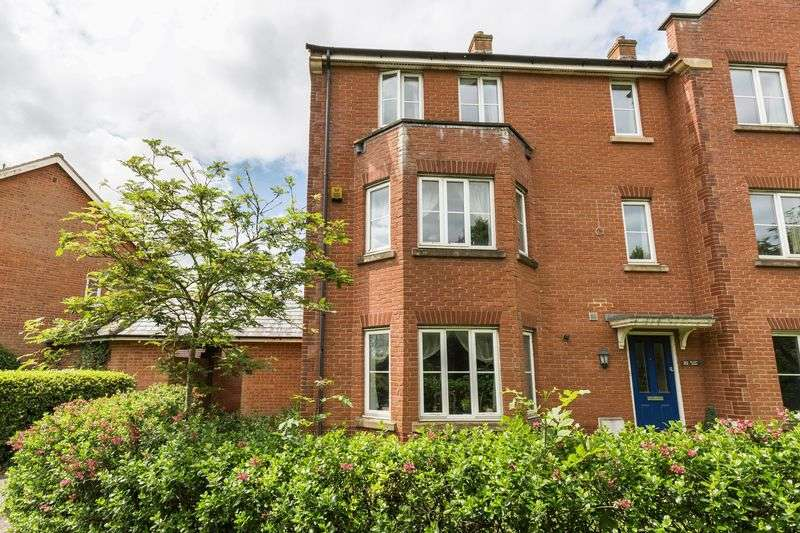 4 Bedrooms Terraced House for sale in Devizes, Wiltshire, SN10 3UE