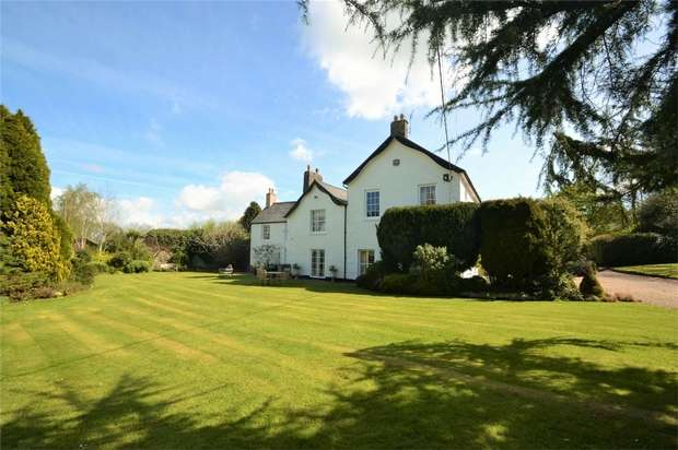19 Bedrooms Detached House for sale in Umberleigh, KINGS NYMPTON, Devon