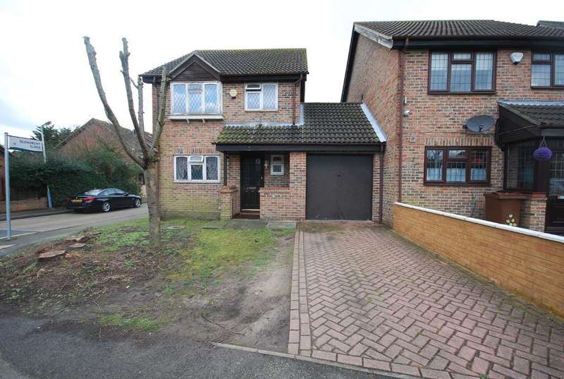 3 Bedrooms Detached House for sale in KILPATRICK WAY, YEADING, HAYES, UB4 9SX