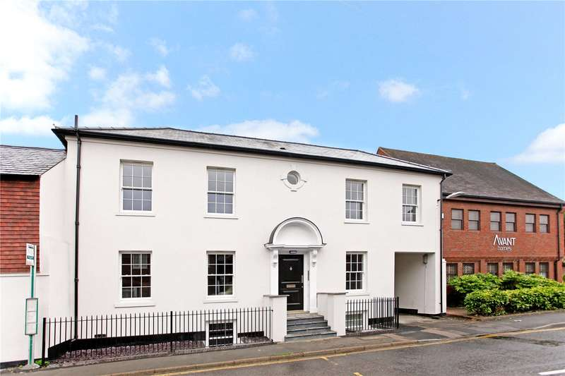 1 Bedroom Flat for sale in Cormorant Place, High Street, Westerham, Kent, TN16