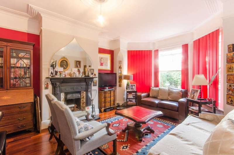 3 Bedrooms House for sale in Ellesmere Road, Dollis Hill, Dollis Hill, NW10