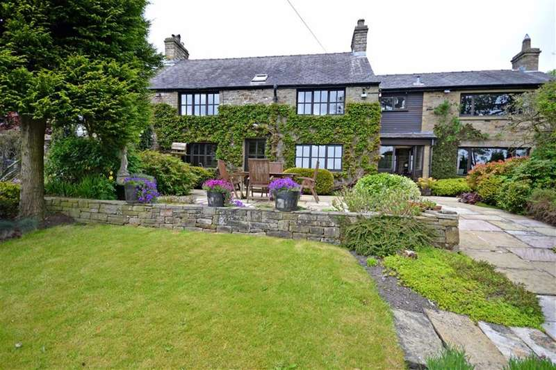 5 Bedrooms Property for sale in Deane Cottage, STONEHEADS, Whaley Bridge, Whaley Bridge, Derbyshire, SK23
