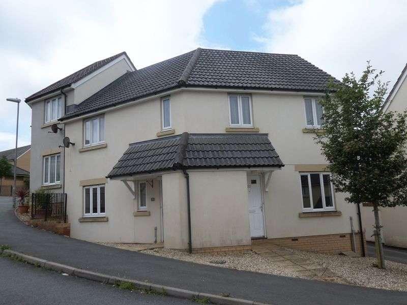 2 Bedrooms Flat for sale in Biddiblack Way, Bideford