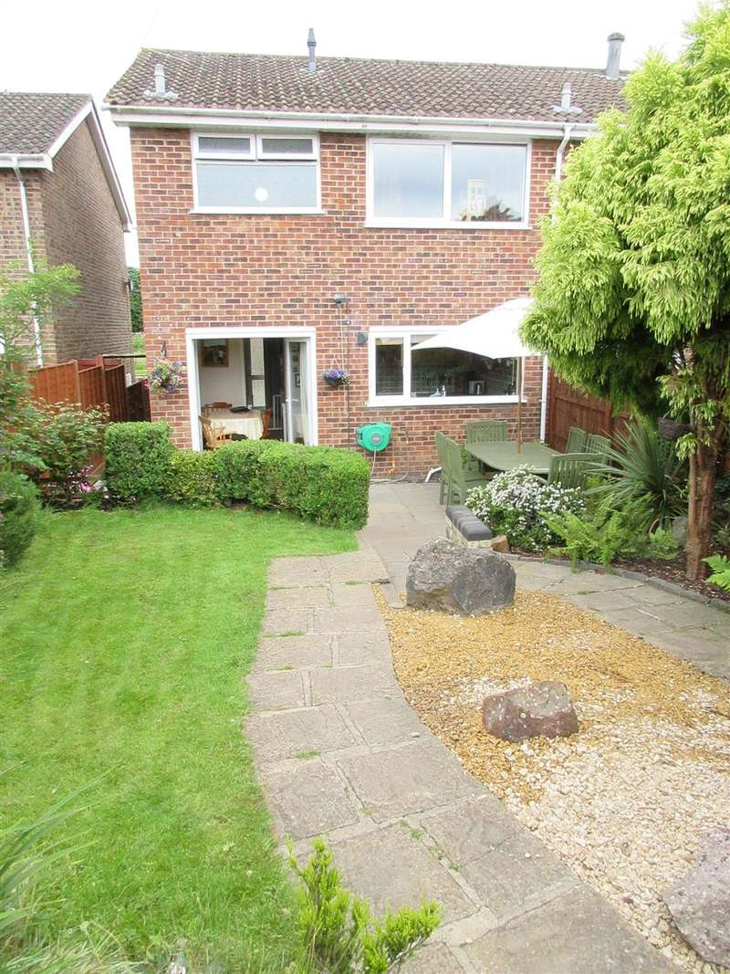 3 Bedrooms End Of Terrace House for sale in Cherrington, Yate, Bristol