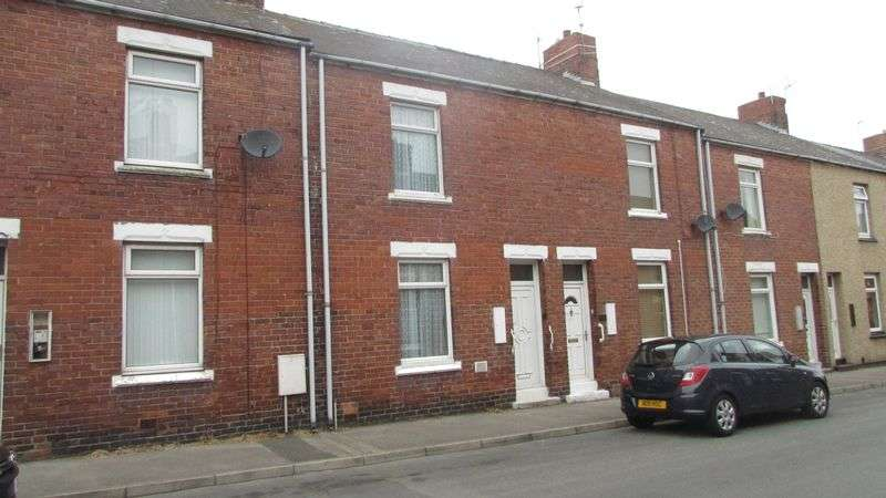 2 Bedrooms Terraced House for sale in Tenth Street, Blackhall Colliery