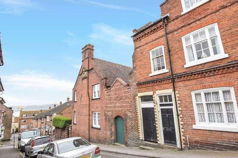 2 Bedrooms Terraced House for sale in St Marys Street, YO11 1QW