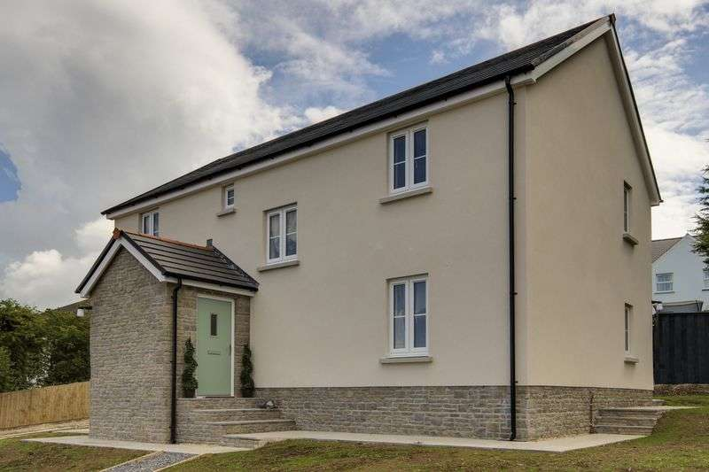 4 Bedrooms Detached House for sale in Plot 28, Green Meadows Park, Tenby, SA70 8BD