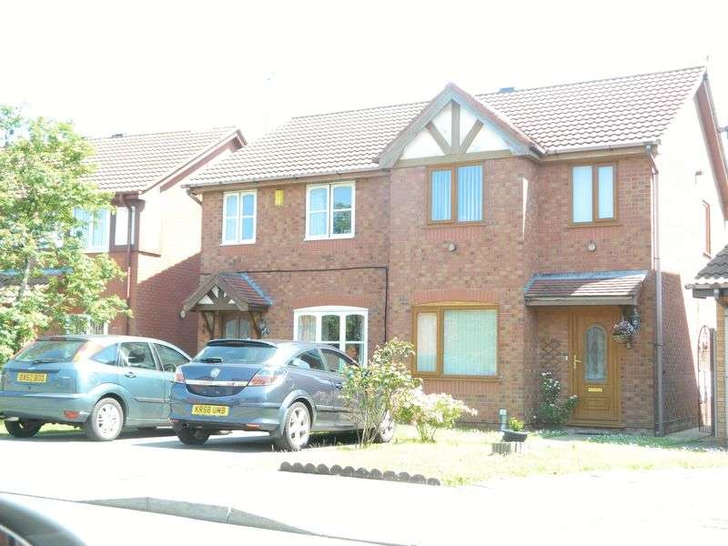2 Bedrooms House for sale in Llys Miaren, RHYL