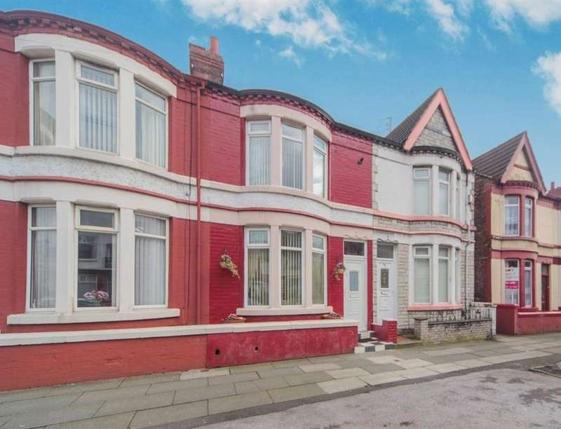 4 Bedrooms Property for sale in Rathbone Road, Wavertree, Liverpool, L15