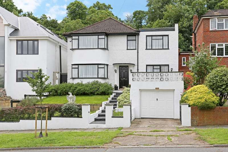 4 Bedrooms Detached House for sale in Ullswater Crescent, London, SW15