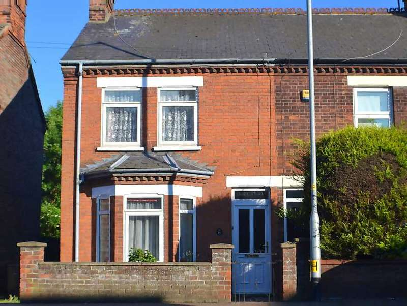 3 Bedrooms Semi Detached House for sale in Vancouver Avenue, King's Lynn