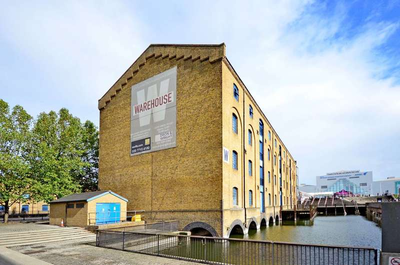 1 Bedroom Flat for sale in Warehouse W, Royal Docks, E16