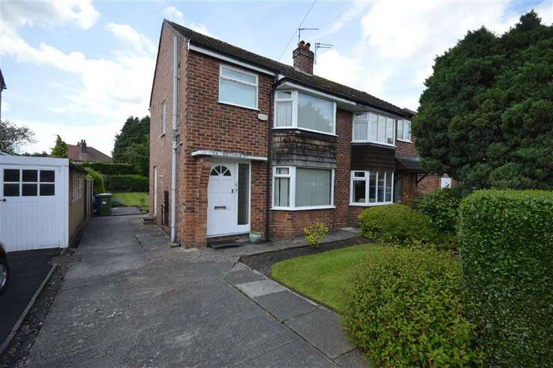 3 Bedrooms Property for sale in PINGATE LANE, Cheadle Hulme, Cheadle