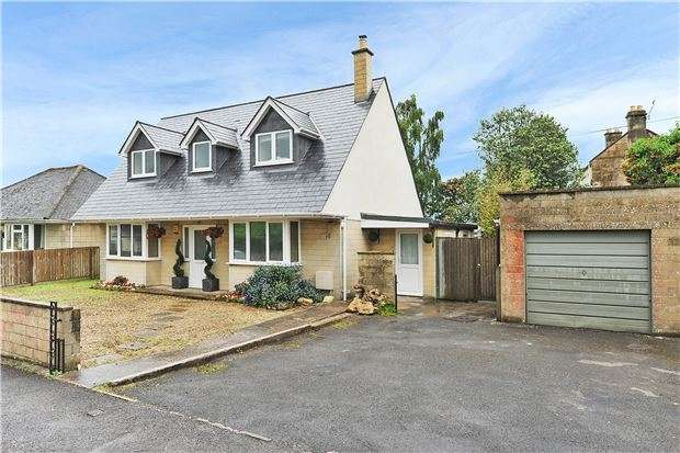 4 Bedrooms Detached House for sale in Stonehouse Lane, BATH