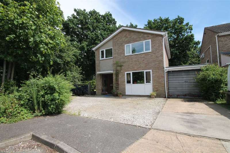 4 Bedrooms Detached House for sale in Great Tufts, Capel St Mary