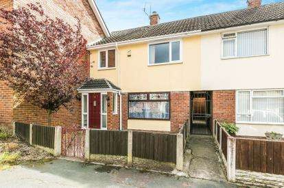3 Bedrooms End Of Terrace House for sale in Errington Avenue, Ellesmere Port, Cheshire, CH65