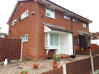 1 Bedroom House for sale in Talisman Close, Murdishaw, Runcorn, Cheshire, WA7