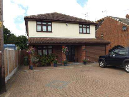 5 Bedrooms House for sale in Bowers Gifford, Basildon, Essex