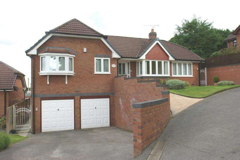 4 Bedrooms Detached House for sale in Coed Y Fron, Holywell, Flintshire, CH8 7UJ.