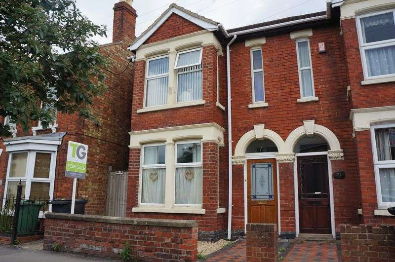 5 Bedrooms Semi Detached House for sale in Stroud Road, Linden