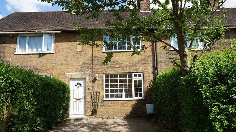 2 Bedrooms House for sale in Windsmoor Road, Brookenby, Market Rasen