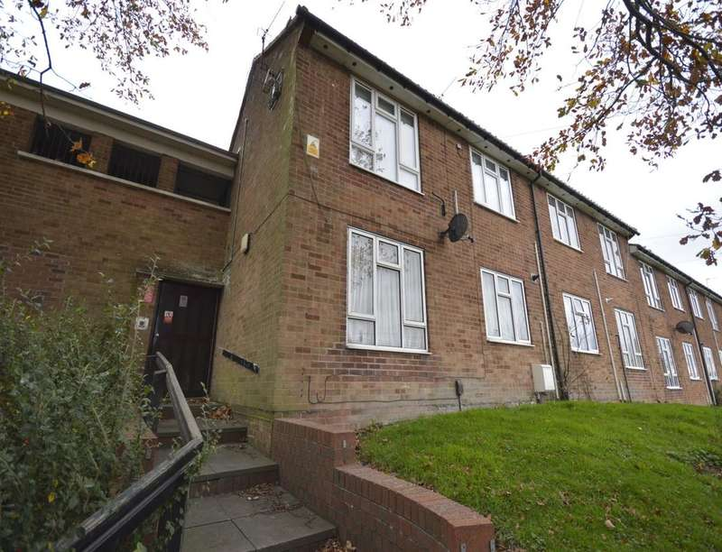 1 Bedroom Flat for sale in Warrens Hall Road, Dudley, DY2