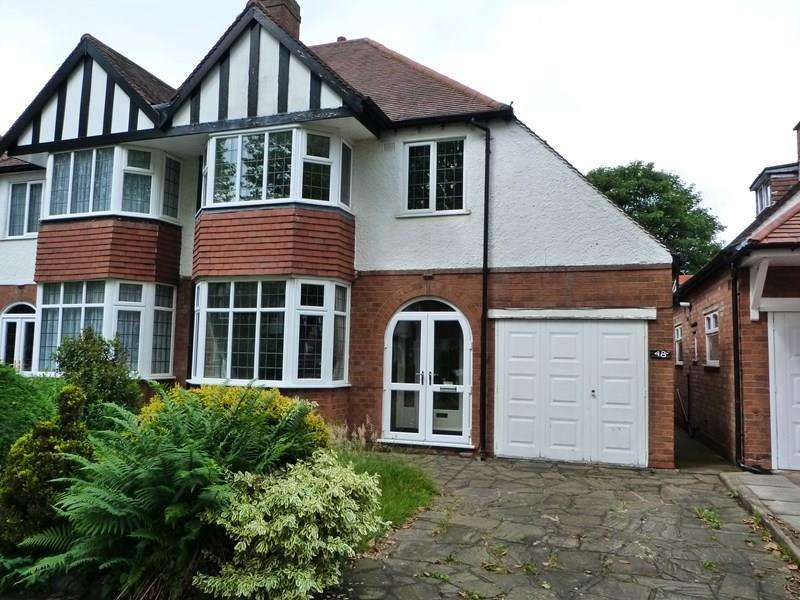 3 Bedrooms Semi Detached House for sale in Ferndale Road, Birmingham