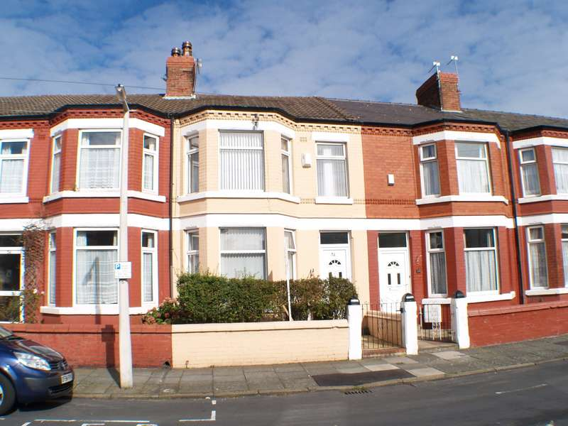 3 Bedrooms House for sale in Cromer Drive, Wallasey