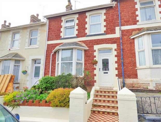 4 Bedrooms Terraced House for sale in Sherwell Hill, Torquay, Devon
