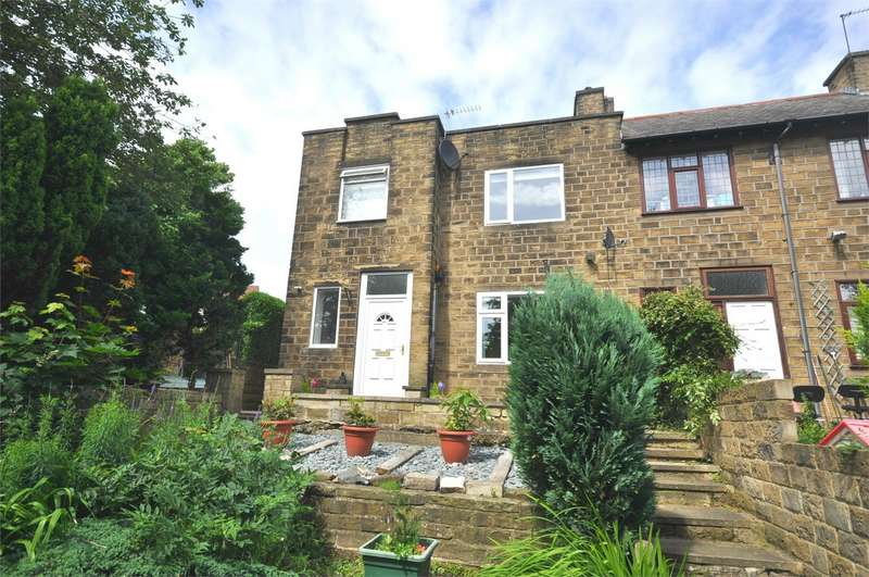 3 Bedrooms Terraced House for sale in 19 Central Avenue, Fartown, HUDDERSFIELD, West Yorkshire