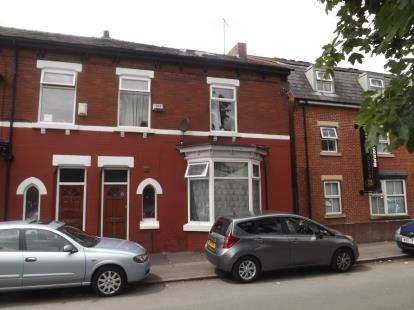 5 Bedrooms End Of Terrace House for sale in Oxney Road, Manchester, Greater Manchester