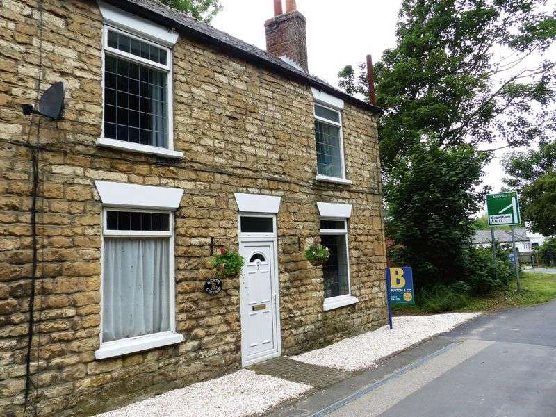 2 Bedrooms Terraced House for sale in Sleaford Road, Bracebridge Heath