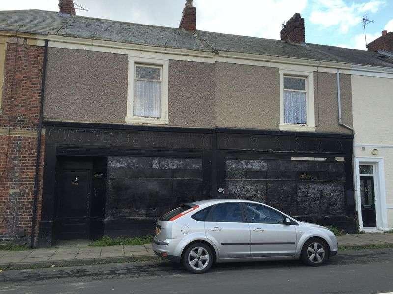 2 Bedrooms Flat for sale in Birch Street, Jarrow