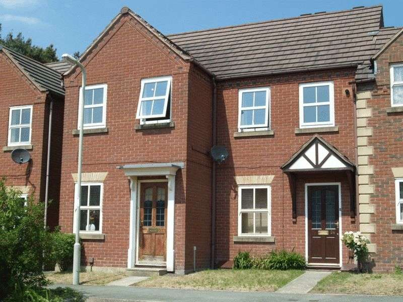 2 Bedrooms Flat for sale in Sheepwell Court, Ketley Grange, Telford