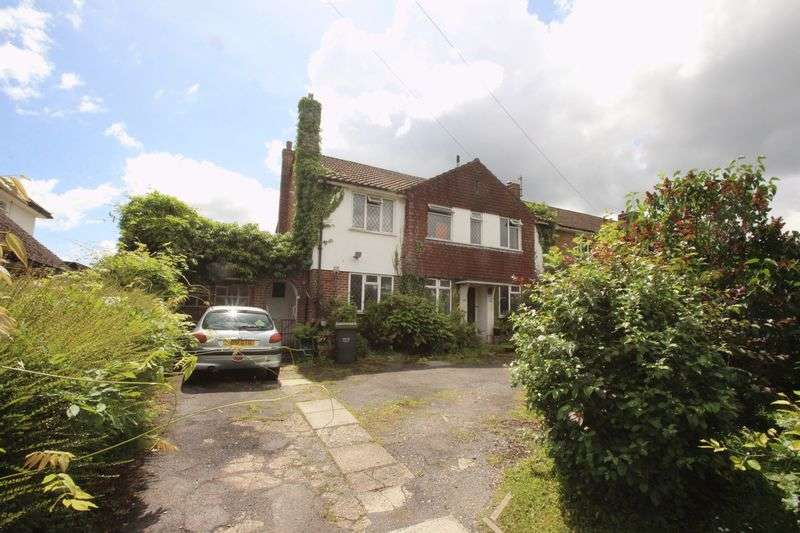 4 Bedrooms Detached House for sale in Old Hadlow Road, Tonbridge