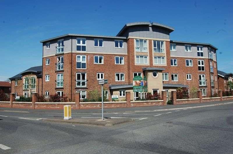 1 Bedroom Retirement Property for sale in Malpas Court, Northallerton