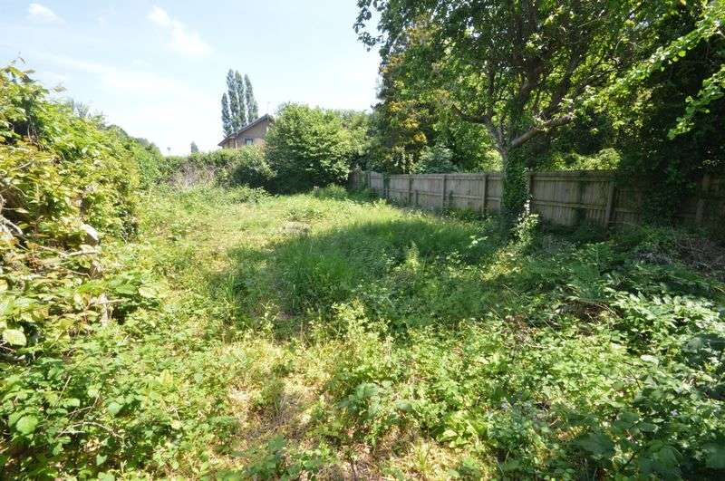 Land Commercial for sale in Building Plot (off Chatsworth Close), Llandaff, Cardiff, CF5 3NY