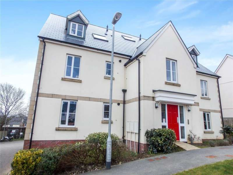 2 Bedrooms Flat for sale in Kit Hill View, Launceston, Cornwall