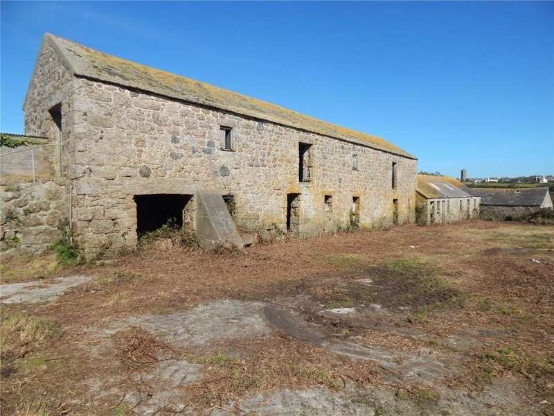 Barn Conversion Character Property for sale in Pendrea Farm, St Buryan, Penzance