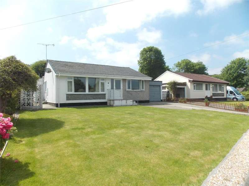 3 Bedrooms Detached Bungalow for sale in Woodland View, Lanivet, Cornwall