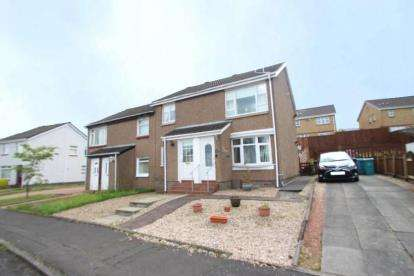 2 Bedrooms Flat for sale in Earlston Crescent, Coatbridge, North Lanarkshire
